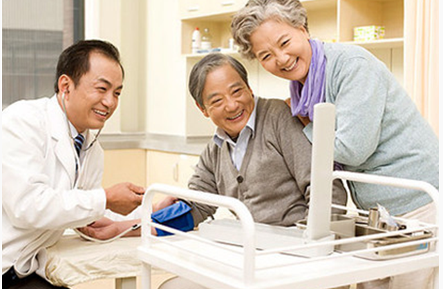 关于汉口养老院